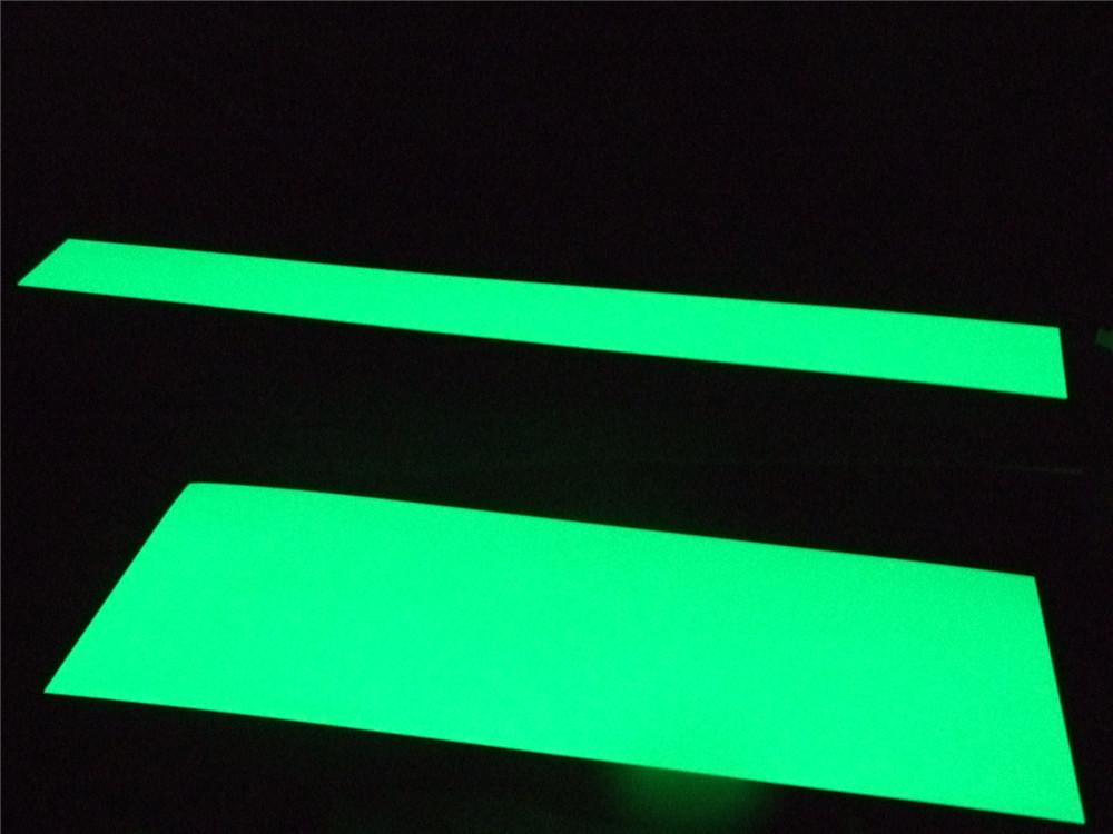 photoluminescent-aluminium-sheet-on-the-night