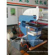 YZ220 Automatic horizontal Glass Drilling machine with drilling diameter 4-220mm