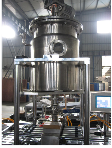 50L heating and stirring barrel