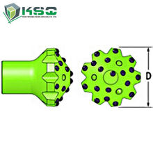 """5"""" 6"""" T45 127mm Reaming Drill Bit Milling Drill Bits For Making Large Cut Holes"""