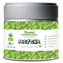 Matcha Super Green Tea Powder Japanese Style 100% Organic EU Nop Jas Certified Small Order Avaliable (T1)