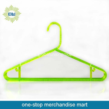 Colorful and Durable Shirt Hanger