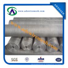 Janela de tela de fibra de vidro / Janela de tela de fibra de vidro de liga de alumínio