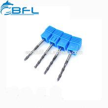 BFL CNC Schneidwerkzeuge Hartmetall Holzschnitzerei konische Kugelstirnfräser Schneidwerkzeuge