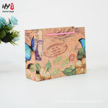 High quality custom laminated print paper bag