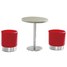 Mesa de bar de venta caliente y taburete de bar con alta calidad
