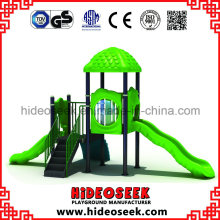 Used Commercial Outdoor Playground with Slide