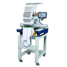 2016 máquina de bordar de costura de cabeça única de alta velocidade Wy1201CS
