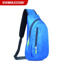 Открытый плеча рюкзак,спорта на открытом воздухе слинг Сумка груди пакет с Регулируемый плечевой ремень для Пешие прогулки Велоспорт Кемпинг М