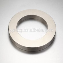 Customized rare earth magnet big ring magnet