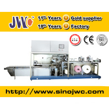 Full servo sanitary napkin packing machine