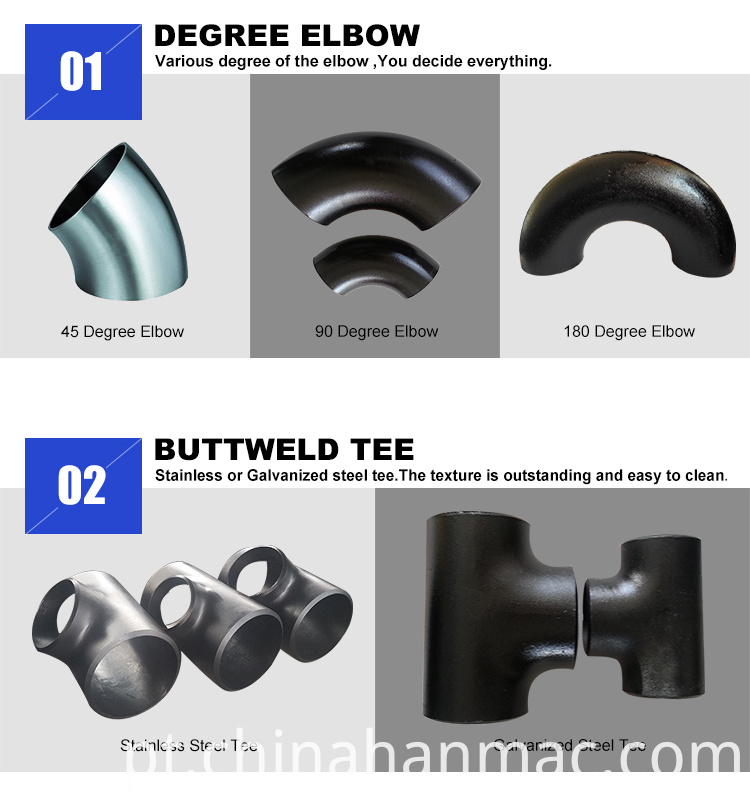 90 Degree Carbon Steel Elbow