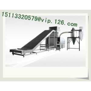 Automatic Plastic Recycling Line