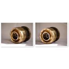 Pumpenlaufrad mit kleinem Durchfluss