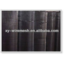 construction material stainless black wire cloth(factory)