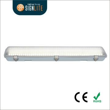 Luz a prueba de vapor LED de emergencia 40W para EE. UU.