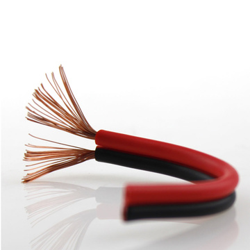 Flat Flexible Cu PVC Insulated Electrical  Wires