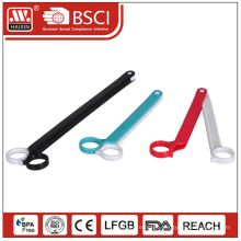2014 new design plastic airtight clips
