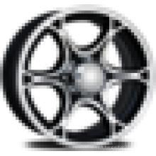 HRTC 16 pouces nouvelle conception en alliage de roue Chine pour toyota