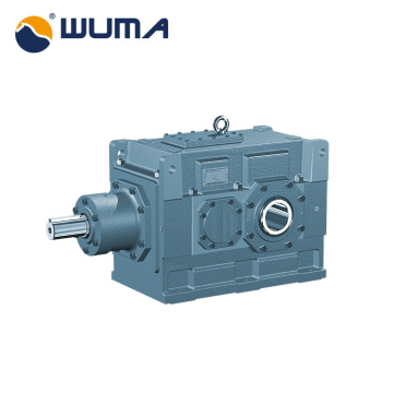 High efficiency reduction gearbox 50:1