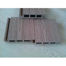 Compuesto plástico de madera, revestimiento de la pared interior y exterior, WPC