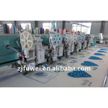 6 heads taping multi head Embroidery Machine