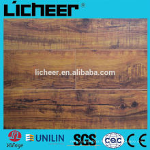 indoor Laminate flooring manufacturers china middle embossed surface /easy click laminate flooring