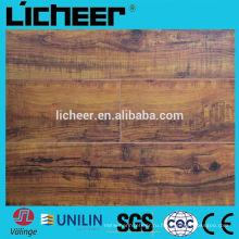 Ламинированные полы производителей в Китае со средней тиснением поверхности 8,3 мм / легко нажмите ламинат пол