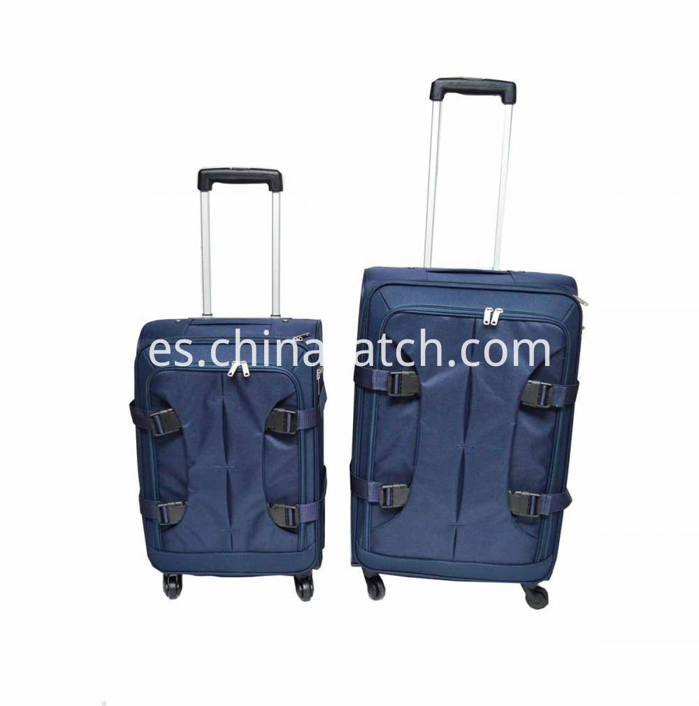 Aluminum Tube Luggage