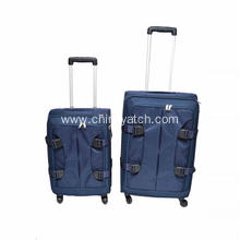 Soft  Wheeled Aluminum Trolley Luggage