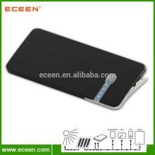 5000mAh batteries à énergie solaire batterie à énergie solaire
