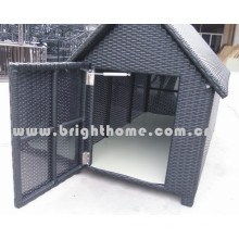 Rattan Wicker Dog House Bp-D01