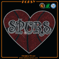 Spurs crystal hot fix transferts de strass