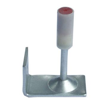 Clip rectangulaire et épingle Clip plafond et épingle