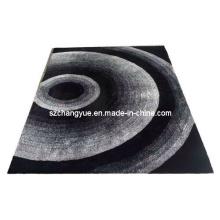 Poliéster Modern Shaggy Tapetes com cores Gradiente