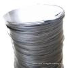 1050 3003 Cercle d'aluminium