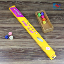 custom logo full printing wiper blades paper packaging box