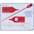 Tamper Evident Seal BG-S-004