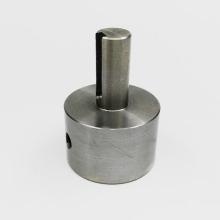 Piezas de torneado de acero de precisión