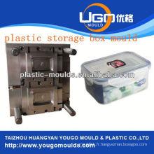 Zhejiang taizhou huangyan moule conteneur de batterie et 2013 nouvelle boîte ménagère outil d'injection d'injection mouldyougo moule