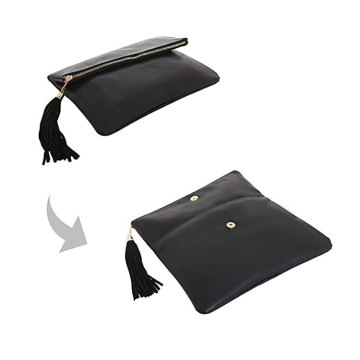 Frauen lange Brieftasche Party Clutch Geldbörse