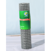 Factory Price for China factory of Waterproof Wire Mesh, Hexagonal Wire Mesh, Welded Wire Netting, Welded Wire Mesh, Wire Mesh Fence Panel, Square Wire Mesh Best Selling Galvanized Welded Mesh For Construction export to Italy Manufacturers