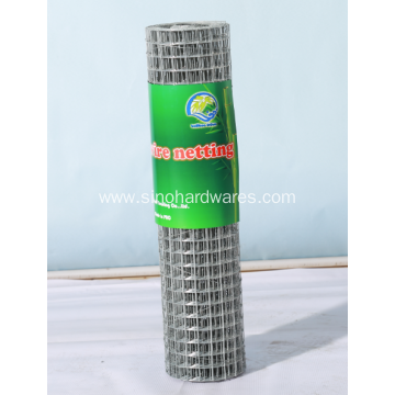 Best Selling Galvanized Welded Mesh For Construction