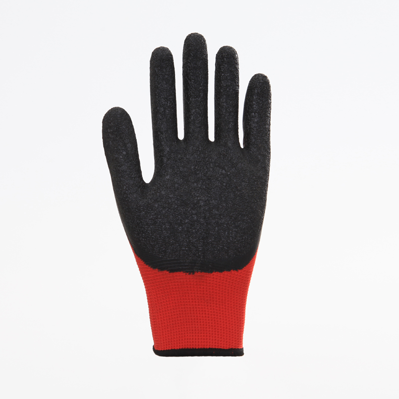 Hot Latex Coated Safety Gloves