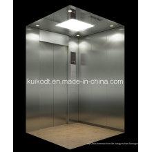 Passagieraufzug mit einfacher Dekoration Kjx-Z01