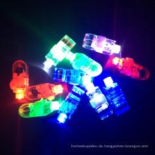 Neujahrsparty Laser Rave Bright LED Fingerlicht