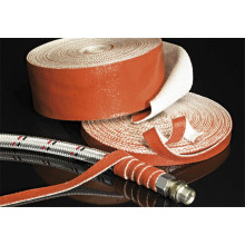 Silicone fire sleeves tape guard