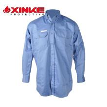 Veste de sécurité électrique 100% coton de haute qualité pour les travailleurs