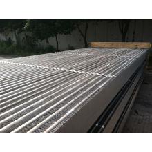 Bande d'acier plaqué d'aluminium pour condensateur d'air