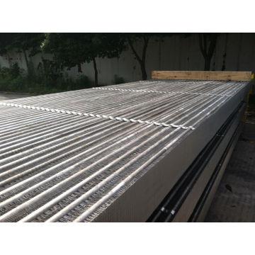 Aluminium-Metall-Streifen für Luft-Kondensator
